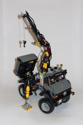 Rc Unimog Byggepladens Forum Bs Wish List Lego Unimog Lego