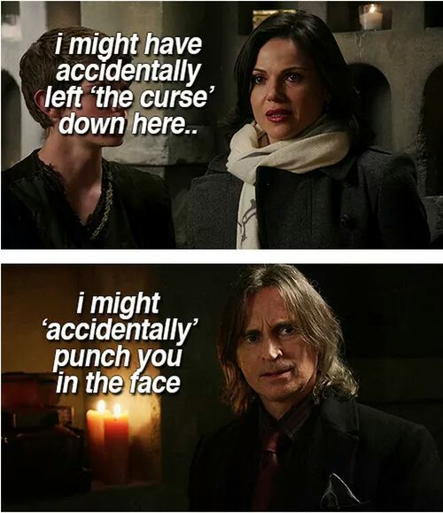 """once upon a time reaction The magic is over for """"once upon a time"""" the abc series, which is currently in its seventh season, will end its (fairy tale) storied run with the current season, variety has learned ."""