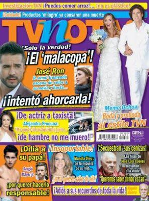 Nombre Revista :  TV Notas México                                                     Fecha:  11 Julio 2017                      ...