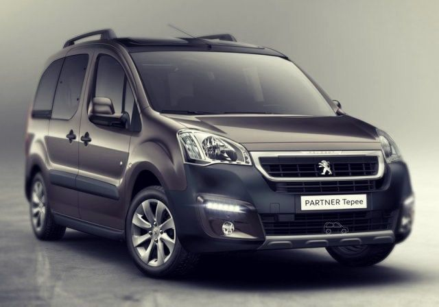 2019 Peugeot Partner Review Tepee Electric Model 2019 Best Minivan Mini Van Peugeot Best Family Cars