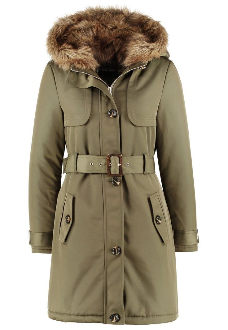 New Look Parka khaki
