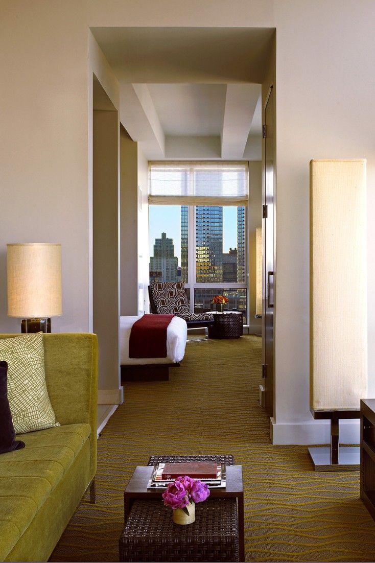 Hoteles con encanto en el centro de Manhattan