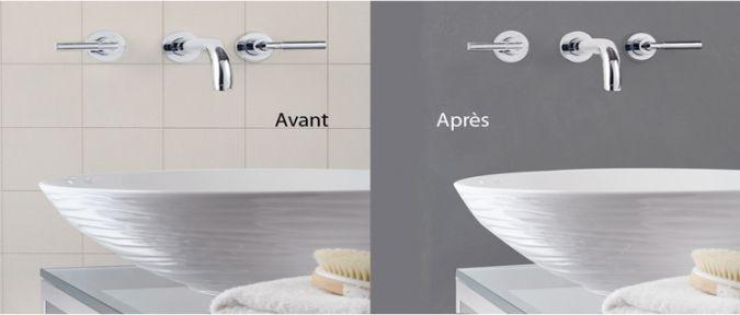 513 best Idee Deco images on Pinterest House design, Home design - joint noir salle de bain
