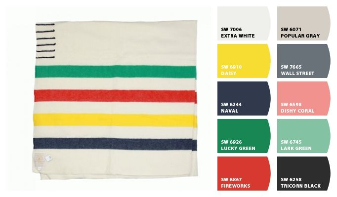 Chip It! by Sherwin-Williams – Hudson Bay...Want these colors for our master bedroom one day