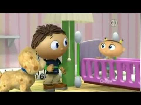 ▶ Super Why! - Bedtime for Bear 2014 [Full Episodes in English] HD - YouTube