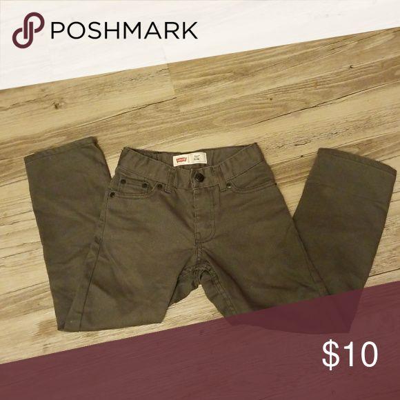 Grey Boys levis 511 slim size 6 Grey Boys levis 511 slim size 6 Bottoms Jeans