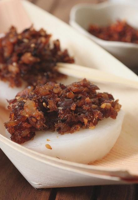 Chwee Kueh – Steamed Rice Cake With Preserved Radish 水粿