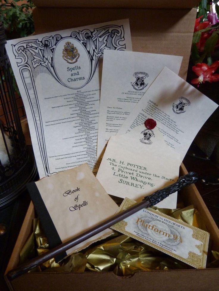 Best 25+ Hogwarts express ticket ideas on Pinterest Train ticket - hogwarts acceptance letter
