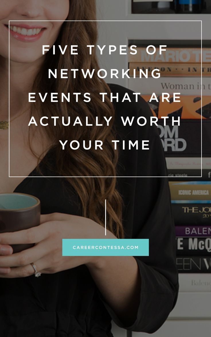 invitation wording for networking event%0A   Types of Networking Events Actually Worth Your Time