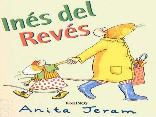 Ines del reves by Leer Contigo via slideshare