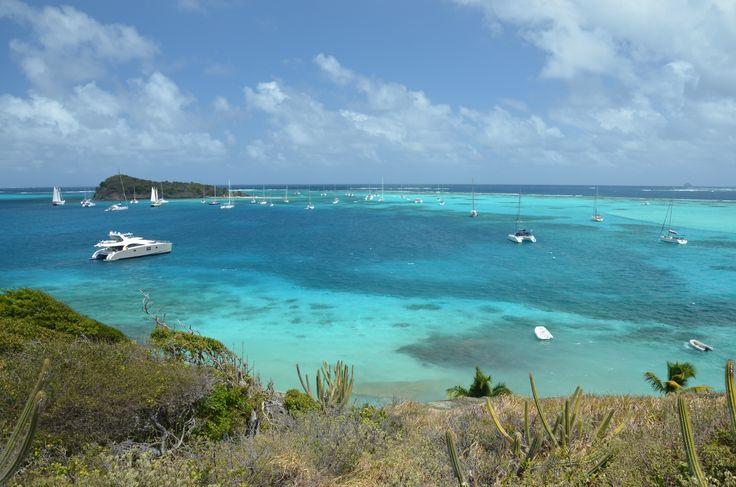 70 Sunreef Power DAMRAK II in the Grenadines