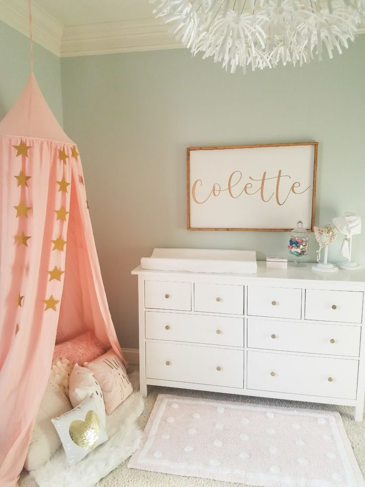 Bright and Whimsical Nursery for Colette 178