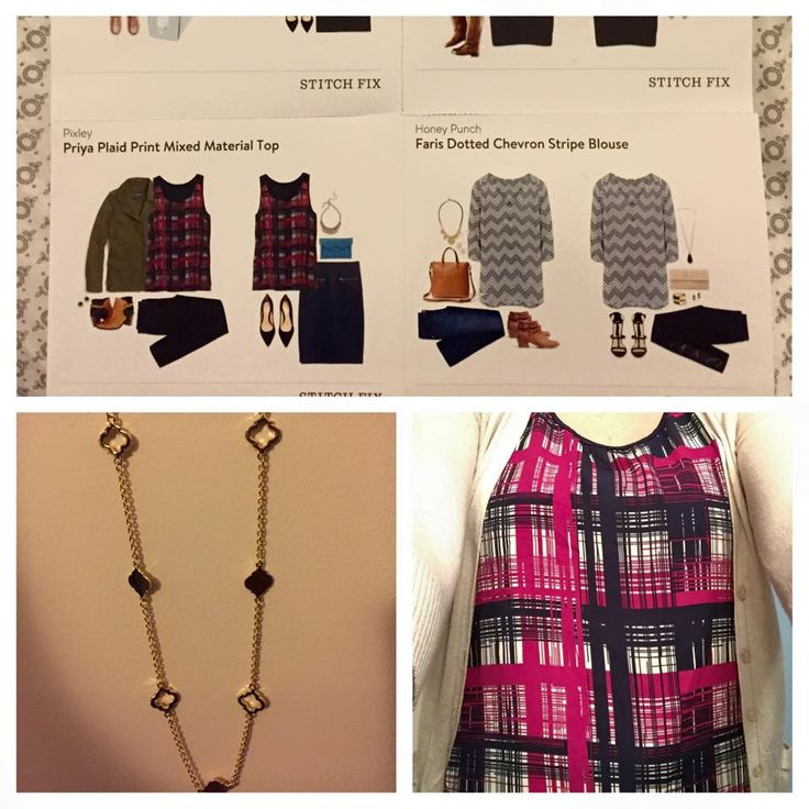 #2 of my first Fix! It's so fun having my personal stylist & receiving fashion in the mail.She was spot on and it's only my second Fix!There is a $20 styling fee; this goes towards any item you decide to keep. Keep what you love.Send the rest back.Shipping is 100% on SF both ways.You can receive as many or as little Fixes as you wish.Cancel at any time.You should give it a try! :) If interested, here is the link to sign up: www.stitchfix.com... #fashion #style #stitchfix