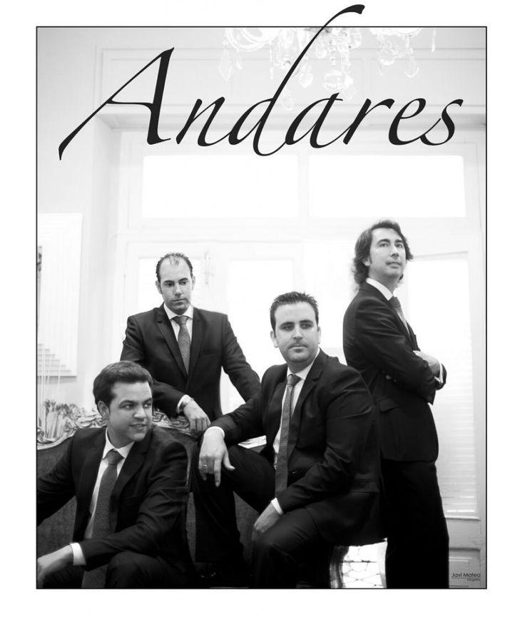 Andares presentan su último trabajo Mi Tiempo en el Gran teatro de Huelva. | Bonares Digital