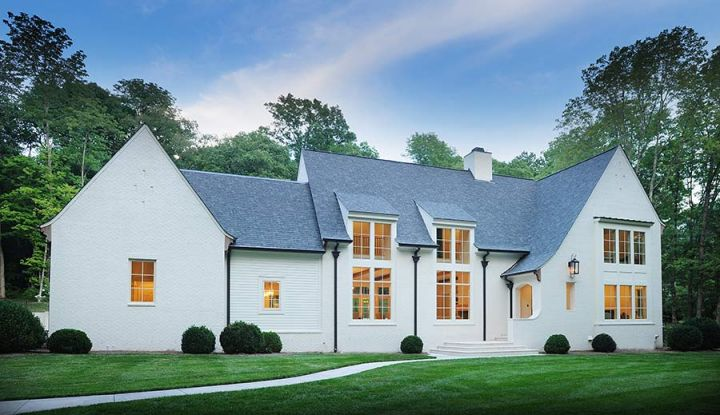 34++ Farmhouse elevations model