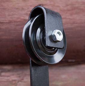 Амбарный механизм. Фурнитура для дверей под старину. Двери Лофт