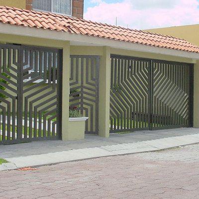M s de 25 ideas incre bles sobre portones de garage en for Portones para garage