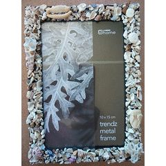 Photo Frame with Sea Shells from Jeffreys Bay Beach - Eastern Cape for R50.00
