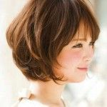 Cute-Thick-Hair-with-Short-Layered-Cut