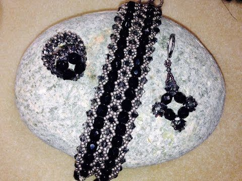 Double Flat Spiral Galaxy Bracelet - YouTube