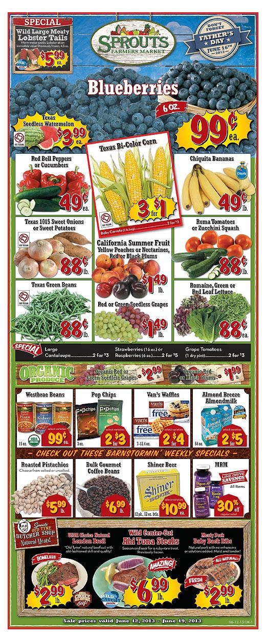Sprouts Ad Sneak Peek June 12