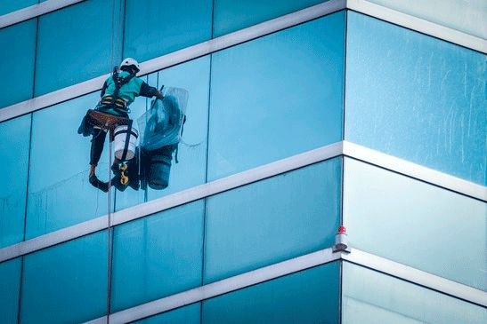 Why should you opt for professional window cleaning services instead of DIY?