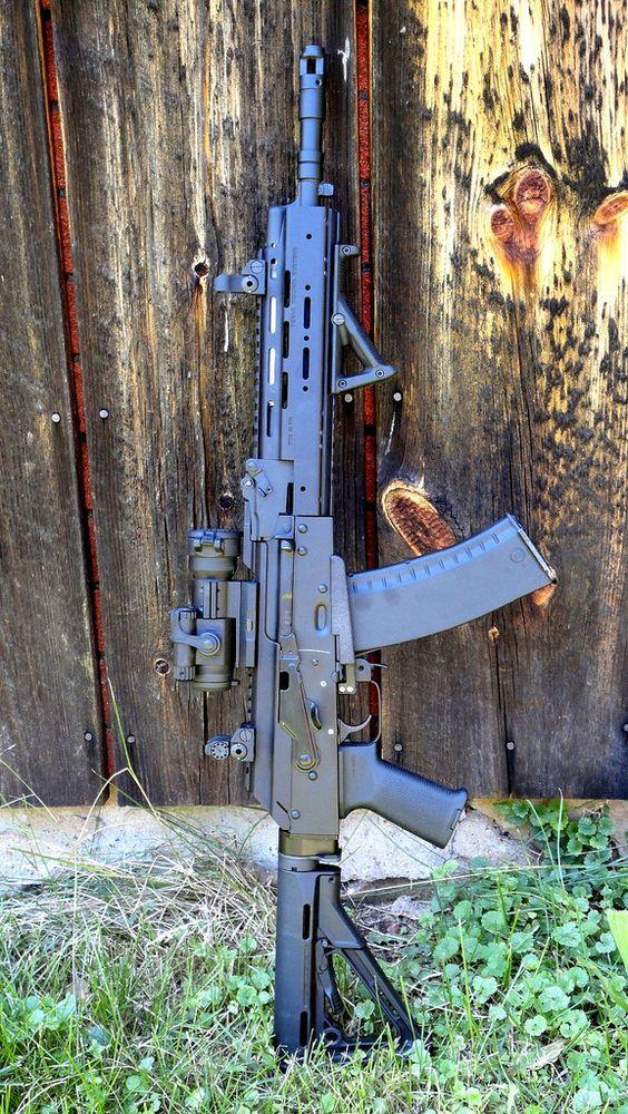 WTS/WTT - SLR-104FR, SLR-104UR x2, Custom 5.45 Rifle, VEPR 5.45, Mil-Spec Mags - AR15.Com Archive: