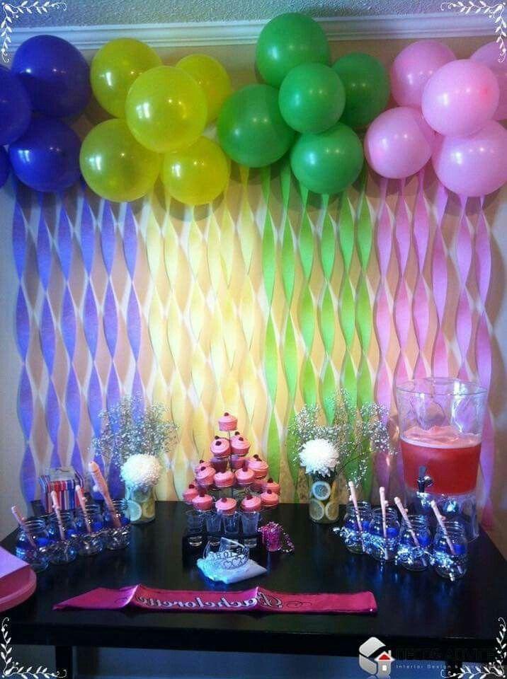 homemade party decoration Homemade Party Decorations Always