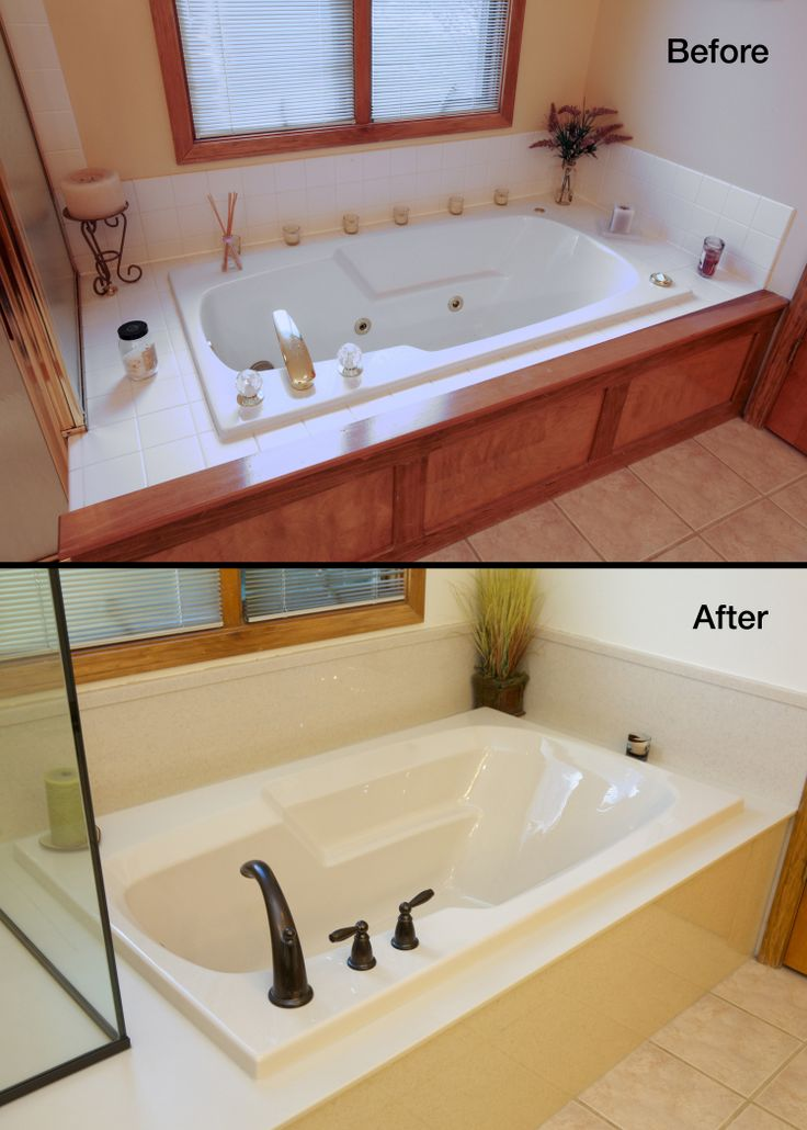Captivating Bathtub Remodel For A Great Customer In Central Ohio · Bathtub RemodelKansas  CityCleaning ...