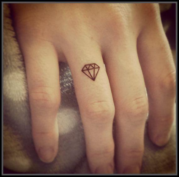 3b890d568 Tiny tattoos diamond tattoos set of 20 fake tattoos temporary tattoos tiny  diamond tats | Tattos | Diamond tattoos, Tattoos, Anchor tattoos