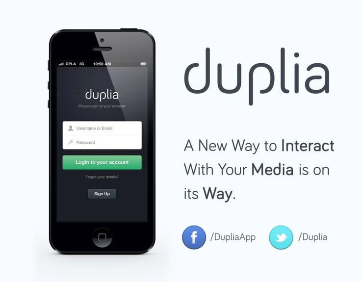 Upload and share your media files with Duplia http://www.startupbird.com/upload-and-share-your-media-files-with-duplia/