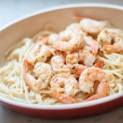 The BEST Shrimp Scampi recipe
