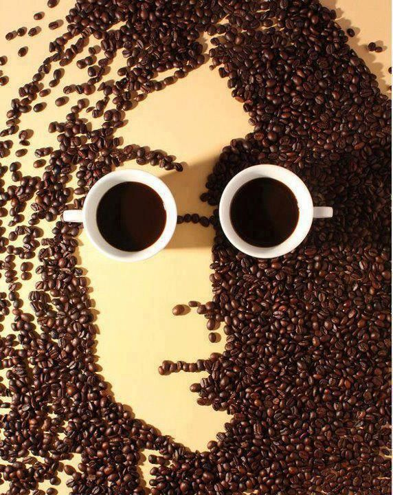 Un John Lennon de cafe #LOL