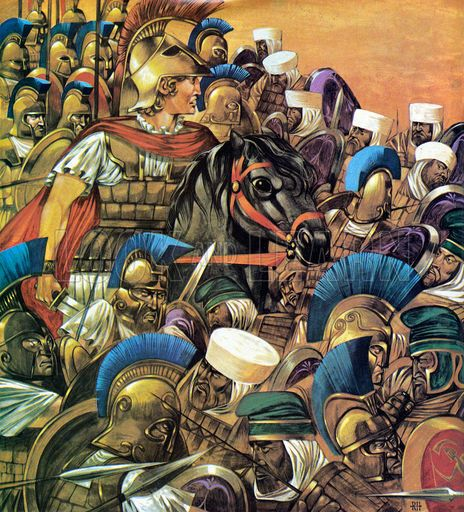 1505 Best Images About ALEXANDER THE GREAT, GREEK KING On