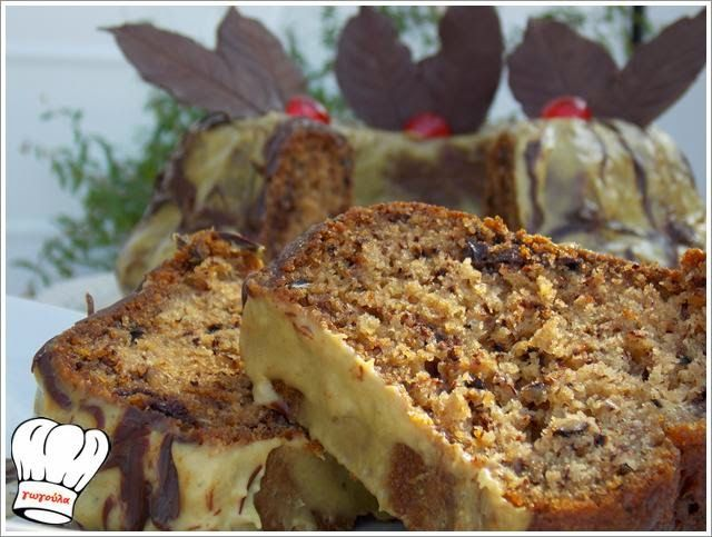 ΚΕΙΚ ΜΠΑΝΑΝΑΣ!!! | Νόστιμες Συνταγές της Γωγώς