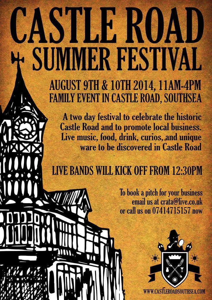 Castle Road Summer Festival 2014