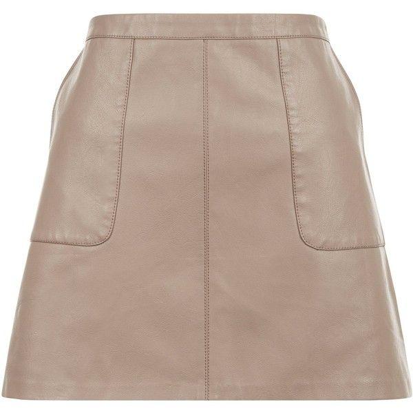 17 Best ideas about Leather A Line Skirt on Pinterest | Diy dress ...