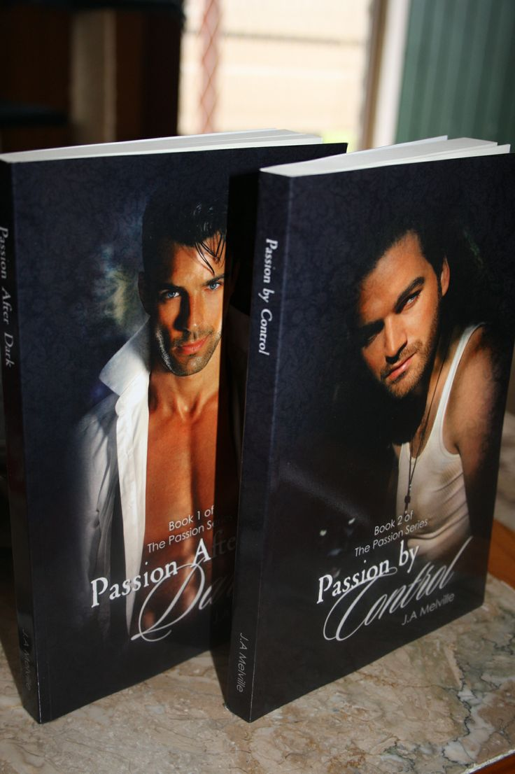 My First Two Books In The Passion Series If You Love Vampires, Hot Sexy