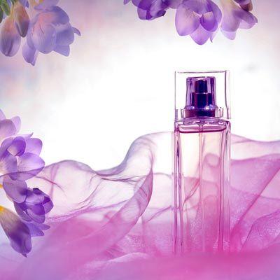 Blumiges Parfum mit Fresienduft