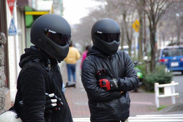 【売上実績No,1】バンディットXXRマットブラック 「ドラゴンタトゥーの女」で使われたバイク用ヘルメット