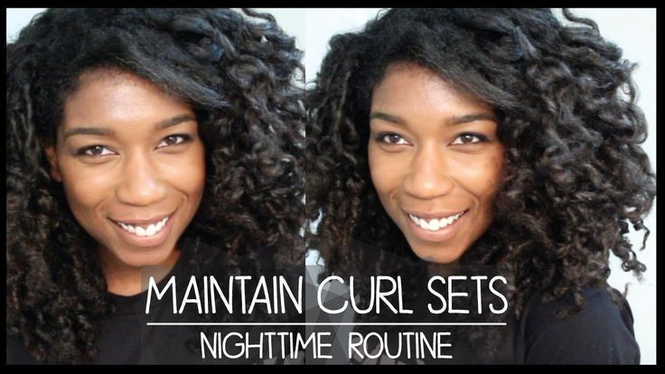 Maintain Rod Sets! Effortless 2nd Day Curls on Natural Hair