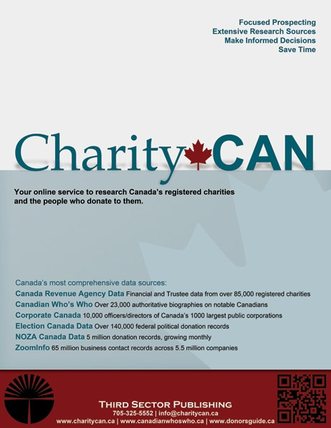 CharityCAN flyer