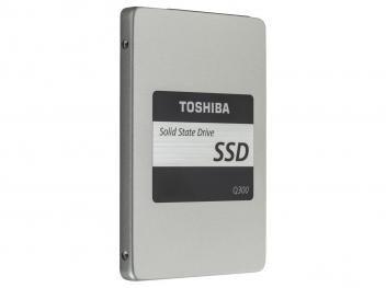 SSD Portátil 120GB Toshiba - Q300 Pro SATA 3.0