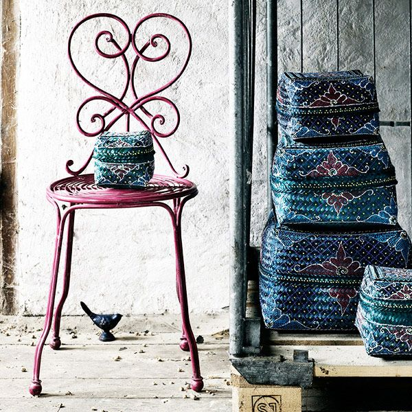 Festival Chair hot pink von Nordal