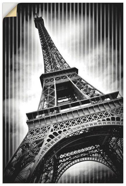 Premium Wandfolie »Melanie Viola: PARIS Eiffelturm«