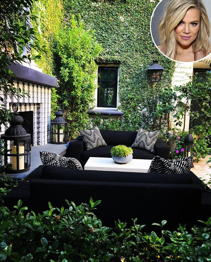 156 best photos maison de c l brit s stars images on for Decoration maison khloe kardashian