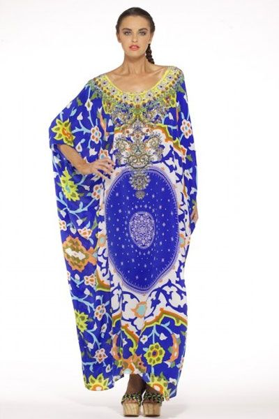 Beautiful #Kaftan Collection by #Camilla #Franks
