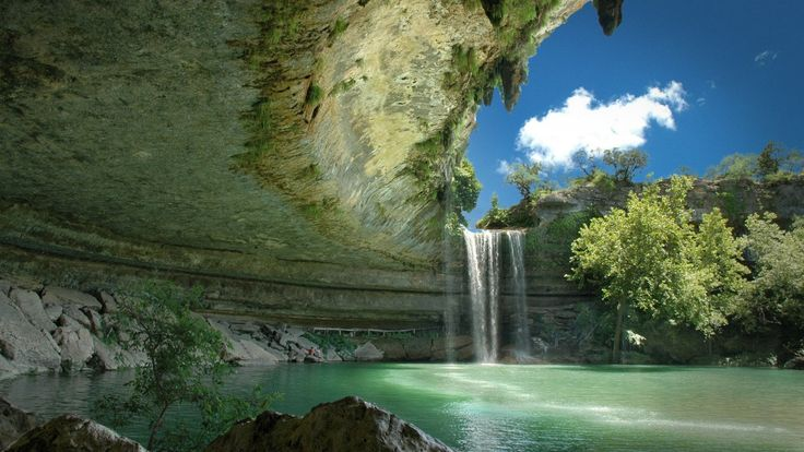 Hamilton Pool, Austin, Texas -- if you live in Austin you need to check this place out, it's beautiful!