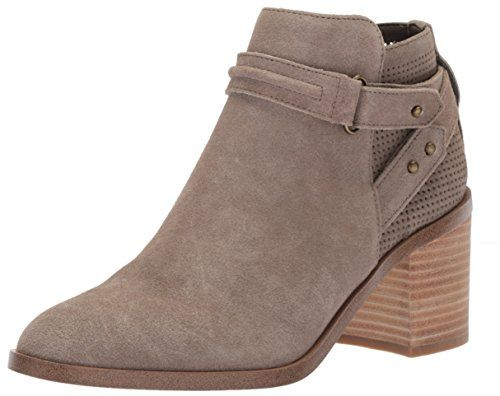 c5501d36f4e60 Steve Madden Women's Pati Ankle Boot, Taupe Suede, 6 M US... | Shoes ...