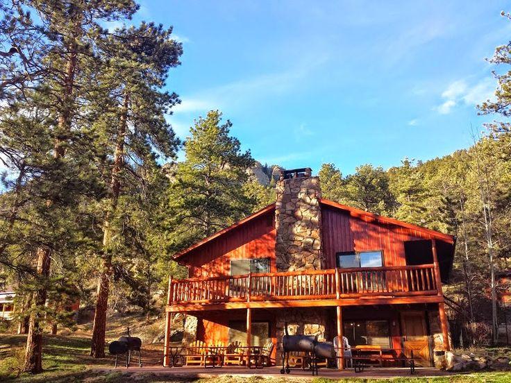 Amberwood estes park colorado cabins lodge vacation